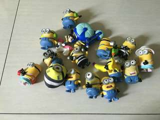 Minion collection