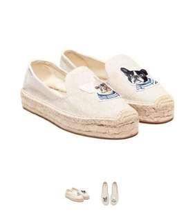 🚚 美國代購🇺🇸Soludos厚底系列八款可愛藤編草鞋