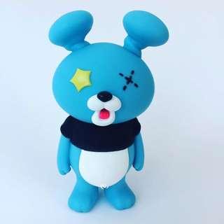 大久保 instinctoy Booo-Ma 1st edition Blog Image Color 粉藍色小熊