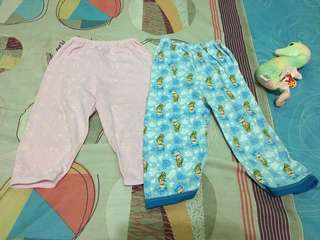 Preloved Baby Girl Pajama fit up to 18 months
