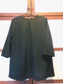 Baju kurung Kedah Modern Top