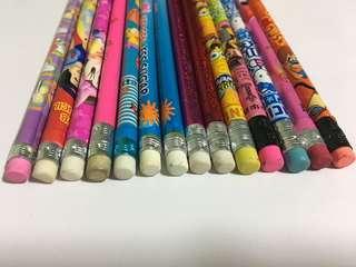 Pencils ($0.10 Each)