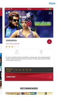 SunNxt Tamil Hindi SunTv