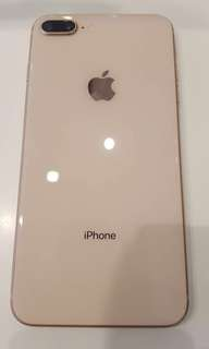 Used iPhone 8 Plus 256GB Gold
