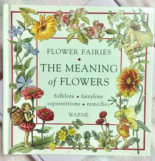 Flower Fairies - The Meaning of Flowers
