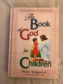 The Book of God for Children by Walter Wangerin Jr