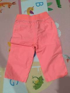 Long pants baby