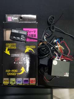 D1 Spec throttle controller