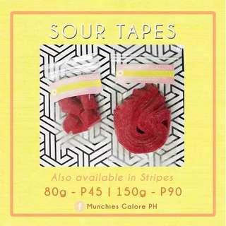 Red Sour Tape