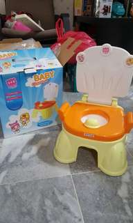 Toddler Potty with cover