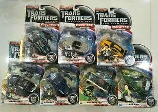 DOTM Transformers