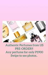 Authentic Perfume from US