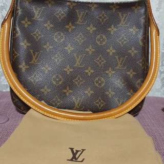 Authentic LV monogram shoulder