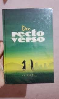 Buku Recto Verso (Dewi Lestari)