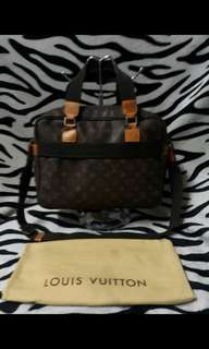 Louis Vuitton Monogram Bosphore Messenger Bag