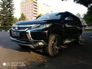 Dijual pajero cash or credit