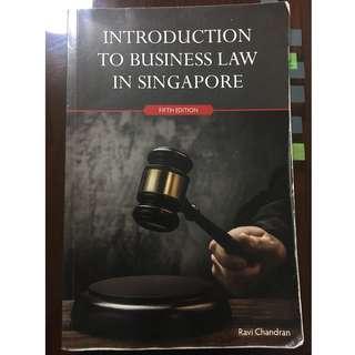 BU8301 Fundamentals of Business Law Textbook