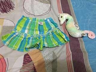 Preloved Baby Girl skirt size 3m.