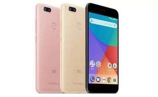 Xiaomi mi A1 4/64 gb black garansi 1 tahun