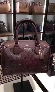 Original coach women Bennett bag handbag sling bag bag