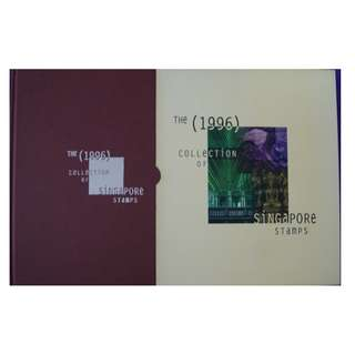 Singapore  1996  Stamp Album  (Value of Stamp Over $27)