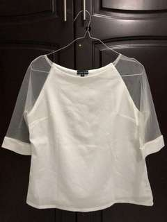 Clothinc white top