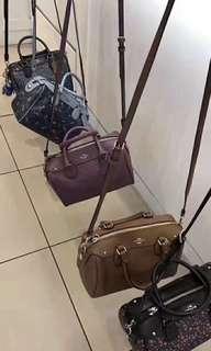 Original coach women Bennett handbag