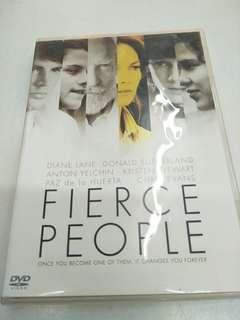 Fierce people movie DVD