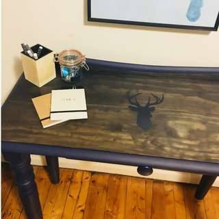 Hipster Desk / Hall Table