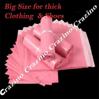 Polymailer Bags Big Sizes For Shoes and Thick Clothings
