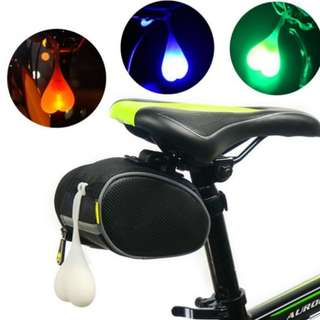 (PO) Bicycle Tail Safety LED Light