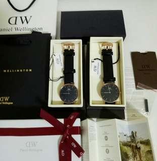[IN-STOCK] Daniel Wellington Classic Sheffield 36mm Watches