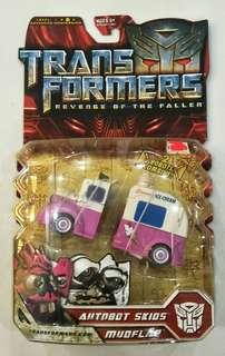 ROTF Transformers Skids & Mudflap