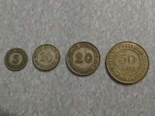 Old Coins Strait settlement