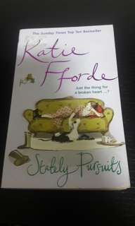 Book by Katie Fforde