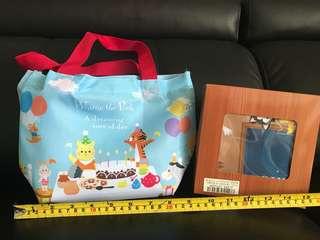 Disney tote bag small - Winnie the Pooh