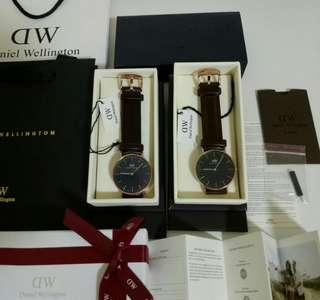 [IN-STOCK] Daniel Wellington Classic Bristol 36mm Watches 36mm