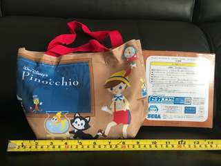 Disney tote bag small- Pinocchio