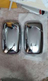 Lorry mirror cover