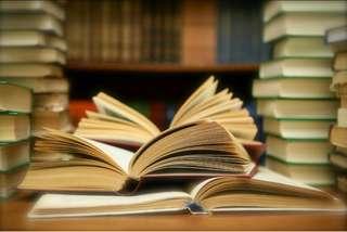 YA and Adult books