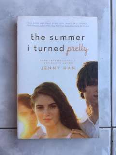 Summer I Turned Pretty Trilogy by Jenny Han