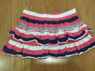 Girl's skirt 2-3yrs