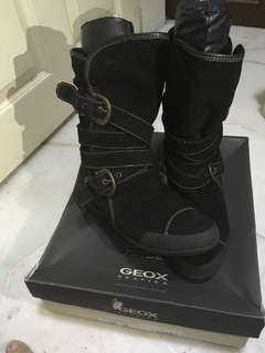 Geox Suede Boots