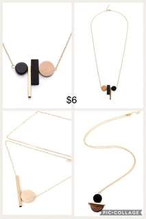 Necklace Minimalist Mix&match 2 for $10