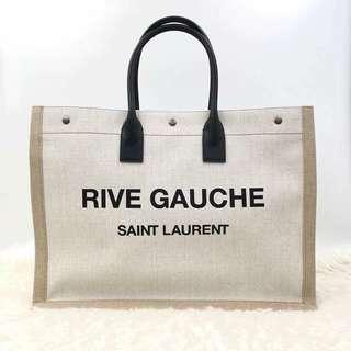 🚨❗️超超超平讓YSL Saint Laurent Rive Gauche Tote