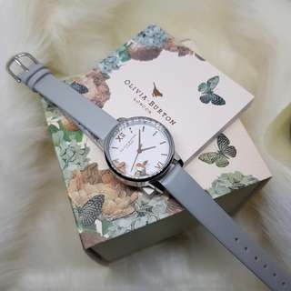 Olivia Burton 3D Busy Bees Leather
