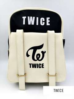 (Readystock) Twice backpack