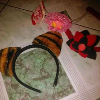 3 Headbands