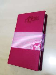 Note book《U.Love》