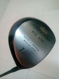 Golf Driver - Katana KG272
